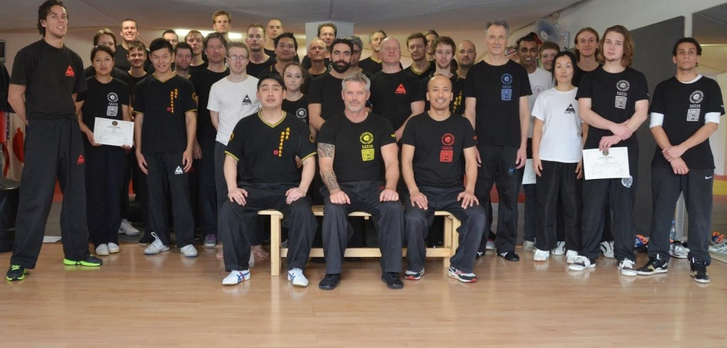 Wing Chun Kung Fu Lelystad