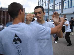 UCT Wing Chun Kung Fu Lelystad