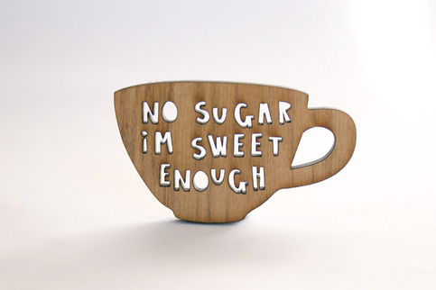 Geen suiker