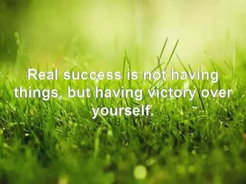Real-success-is-not-having-tictory-over-yourselfhings-but-having-v