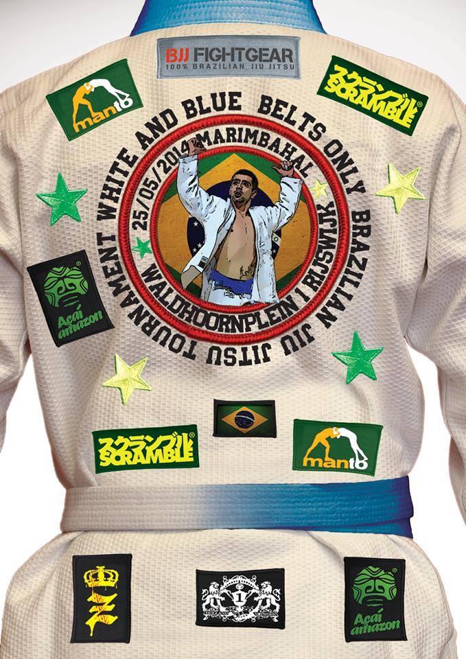 Braziliaans Jiu-Jitsu Lelystad: White & Blue Belts Only Rijswijk
