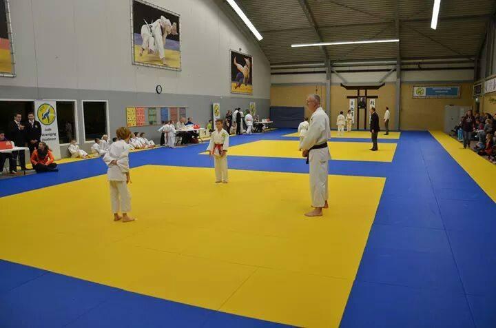 Braziliaans Jiu Jitsu (BJJ) in Lelystad te gast bij judo Lelystad (jvij)