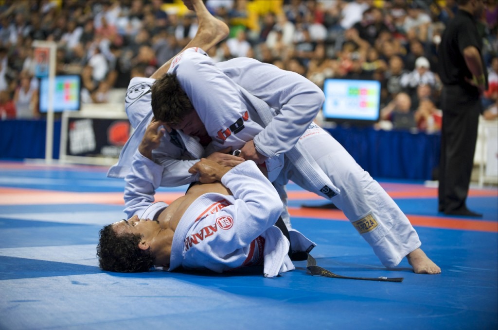 Brazilliaans Jiu Jitsu en grappling in Lelystad