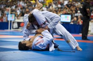 Braziliaans Jiu Jitsu (BJJ) en grappling in Lelystad