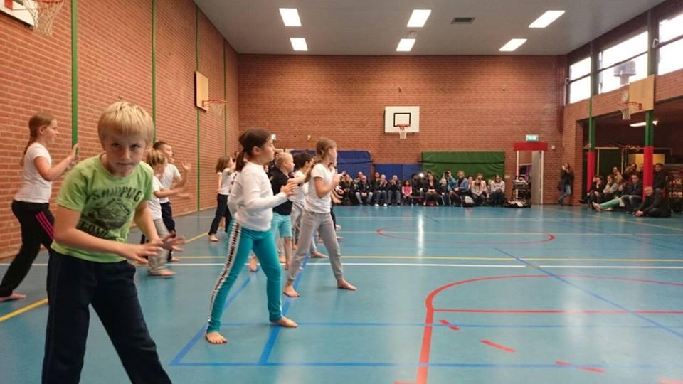 Jing Wu Kids Lelystad workshop 1