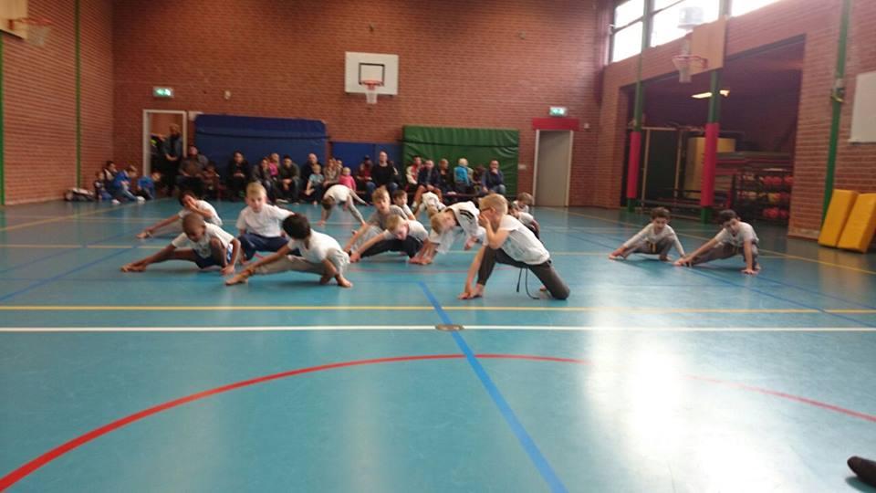 Jing Wu Kids Lelystad workshop 3