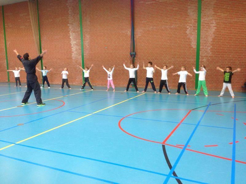 Jing Wu Kids Lelystad workshop 5