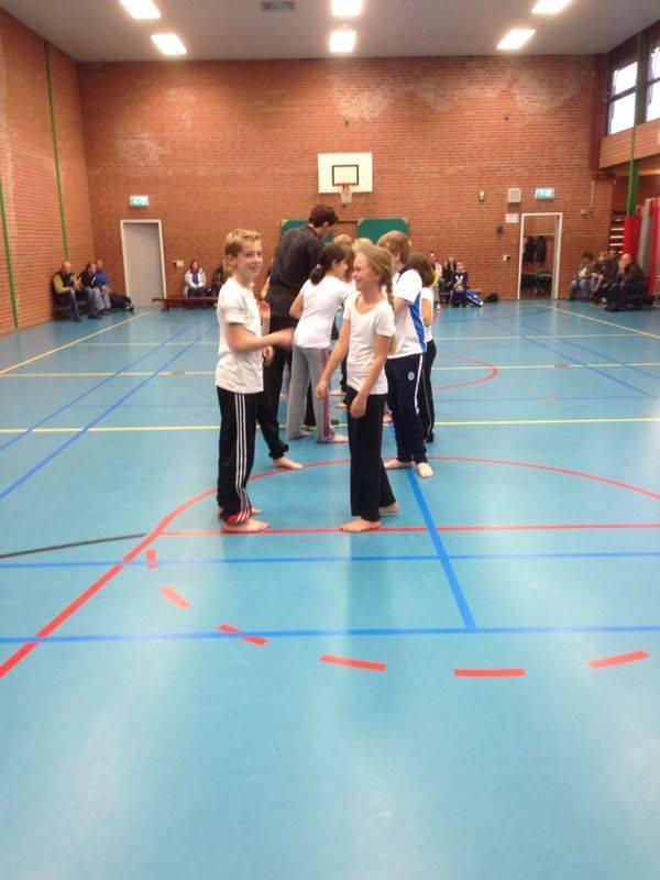 Jing Wu Kids Lelystad workshop 6