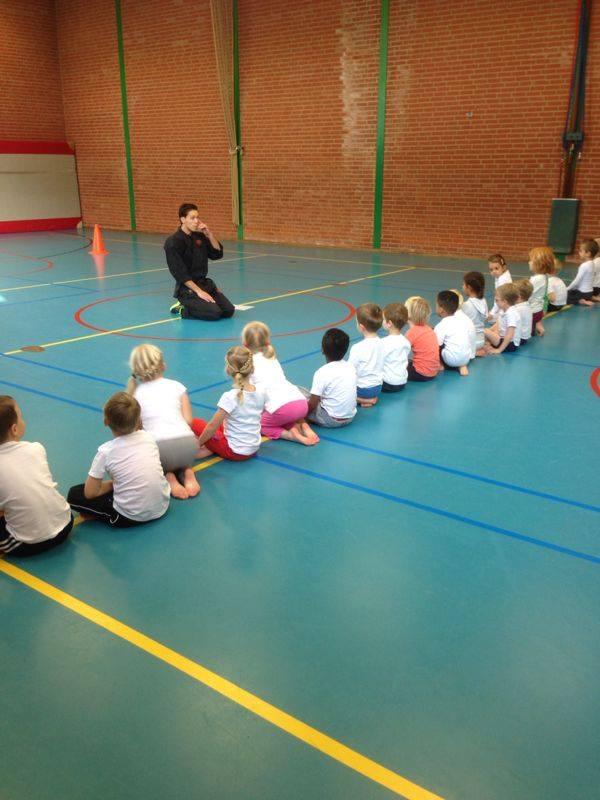 Jing Wu Kids Lelystad workshop 7