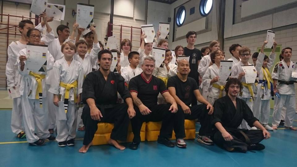 kung fu ALmere