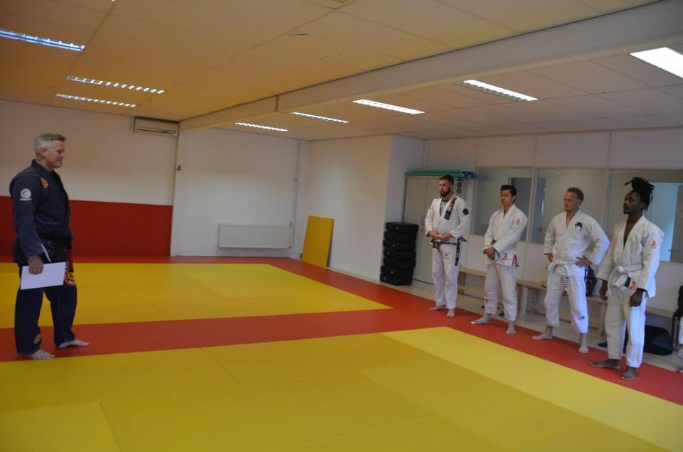 Brazillian jiu jitsu bjj almere en lelystad