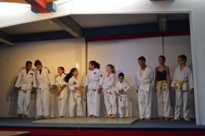 Demoteam opening kungfu academy almere