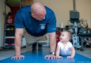 Train samen met je kind