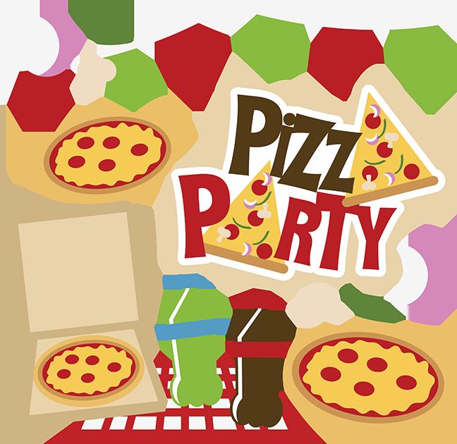 Training, pizza en ouders een avondje uit!
