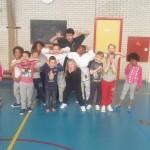 budo workshop op school in almere en lelystad