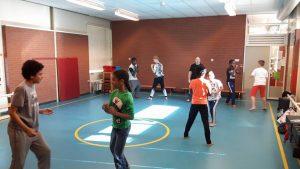 Zelfverdediging jongens Almere Haven