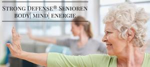 Strong Defense Senioren (50+ jaar en ouder)