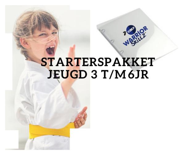 Starterspakket 3-6 jaar