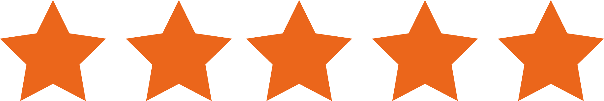 5 stars - Hit it happiness
